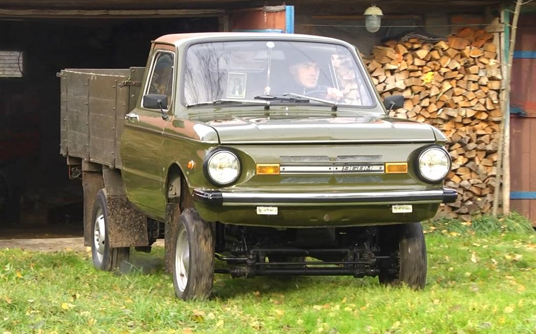 Унікальний автомобіль створив винахідник зі Стольного