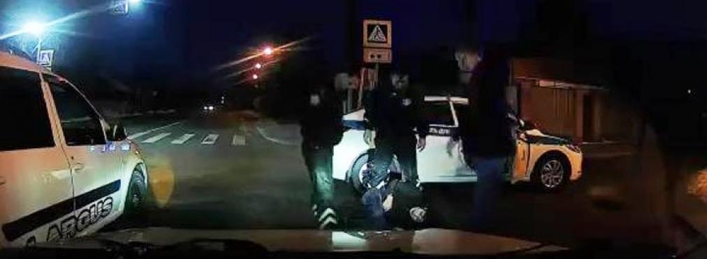 Невдала автопідстава у змові з поліцією