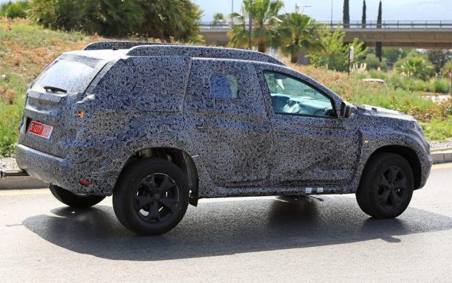 Старий Renault Duster буде випускатися з новим дизайном